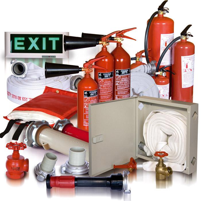 Широкий ассортимент пожарной продукции Вогнебор